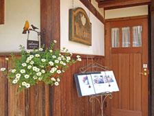 tea grace-front door-kimino town