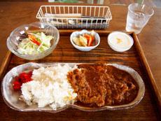 hashigo cafe curry-wakayamashi