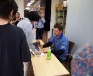 Paul autograph-4 iwade city